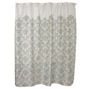 Waverly Bedazzled Fabric Shower Curtain