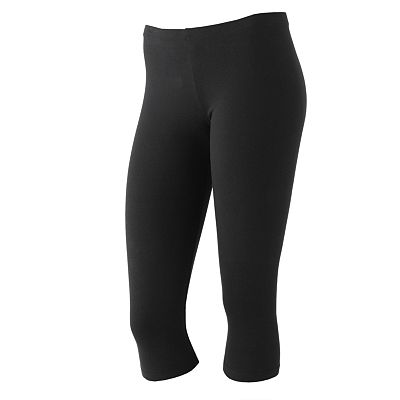 SO Capri Leggings - Juniors