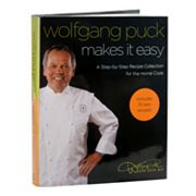 Wolfgang Puck Makes it Easy Cookbook