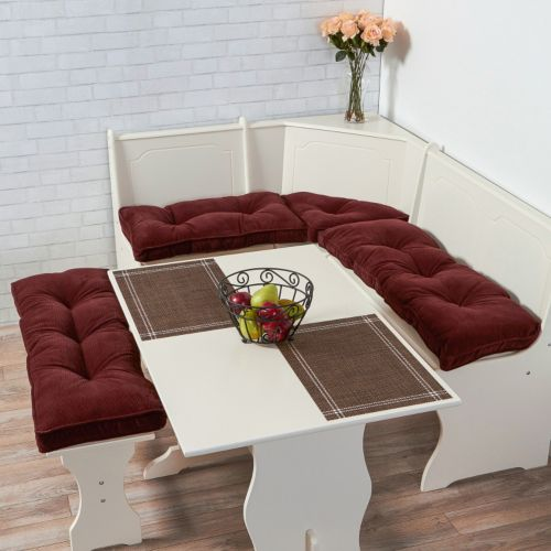 Boulder 4-pc. Nook Cushion Set