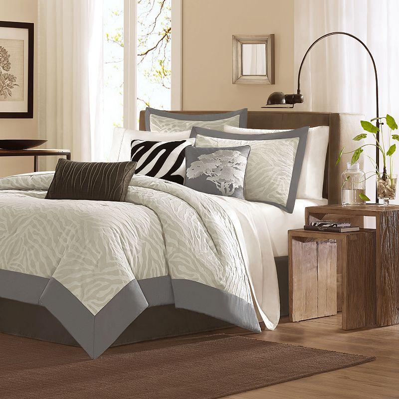 mi zone ramona 3 pc comforter set twin xl twin