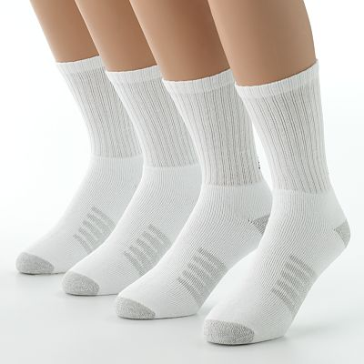 New Balance 4-pk. Performance Crew Socks