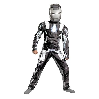 Iron Man 2 War Machine Costume