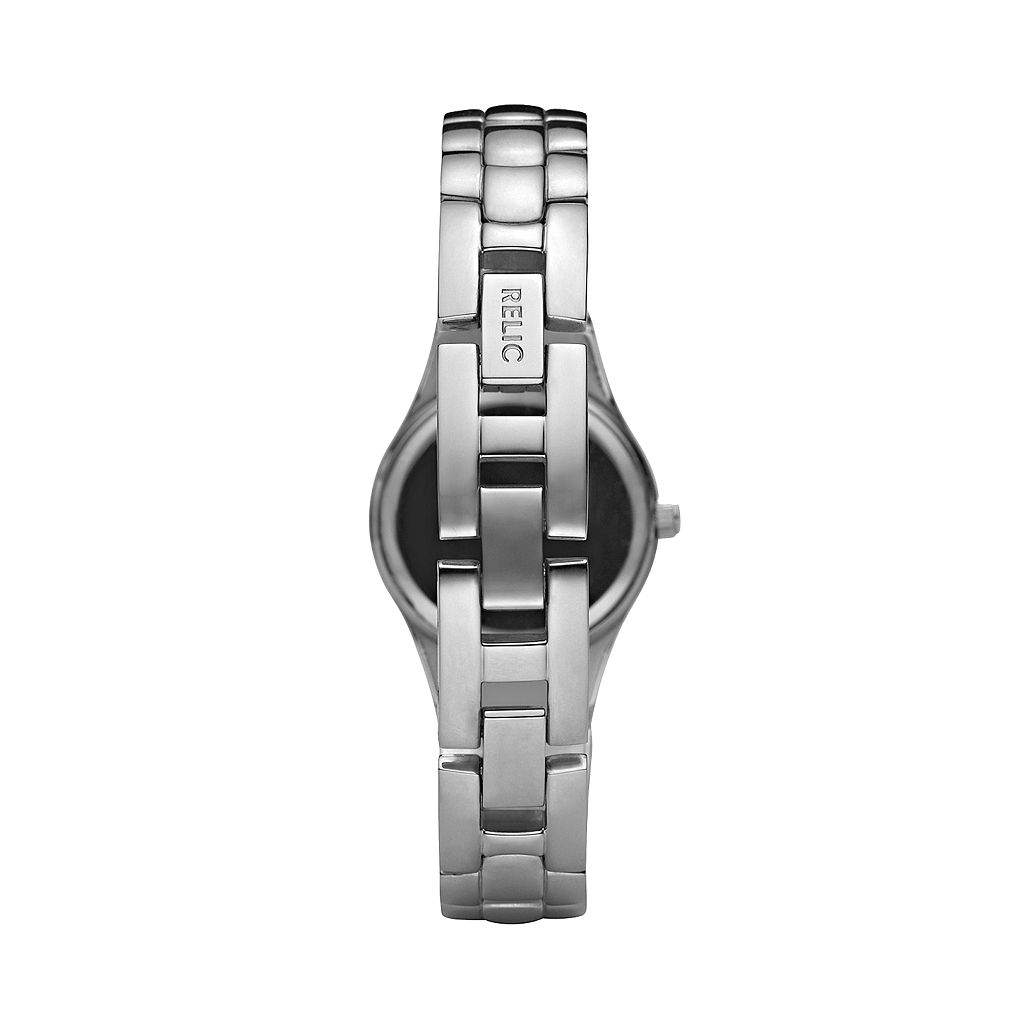 Relic Women's Charlotte Stainless Steel & Ceramic Watch