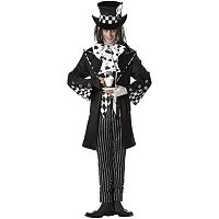 Dark Mad Hatter Costume - Adult