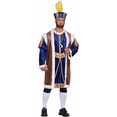 Henry VIII Costume - Adult Plus