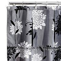 Erica Fabric Shower Curtain