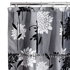 Erica Fabric Shower Curtain