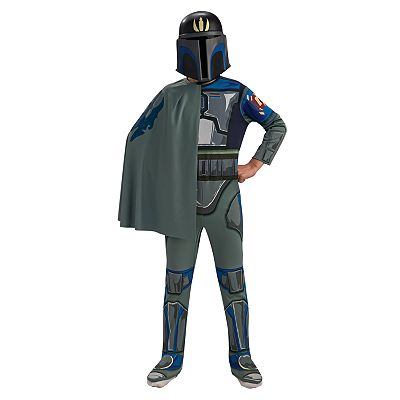 Star Wars The Clone Wars Pre Vizsla Trooper Costume - Kids