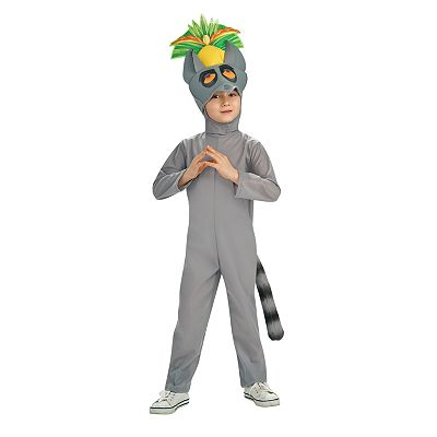 The Penguins of Madagascar King Julien Costume - Toddler