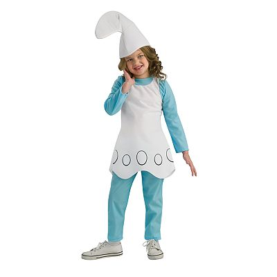 The Smurfs Smurfette Costume - Kids