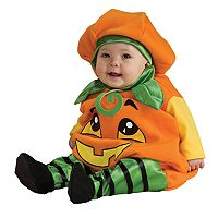Pumpkin Jumper Costume - Baby