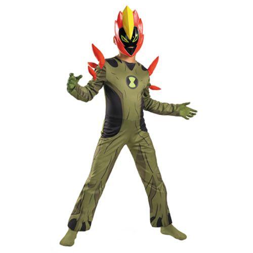 Ben 10 Swampfire Costume - Kids