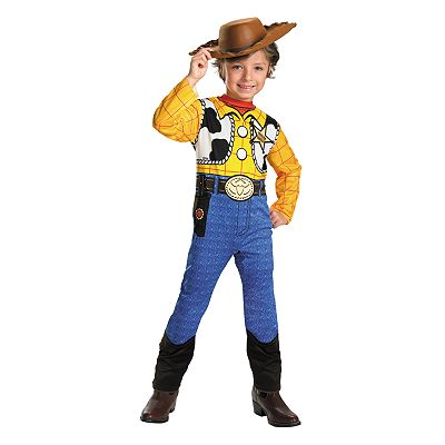 Disney Toy Story Woody Costume - Toddler/Kids
