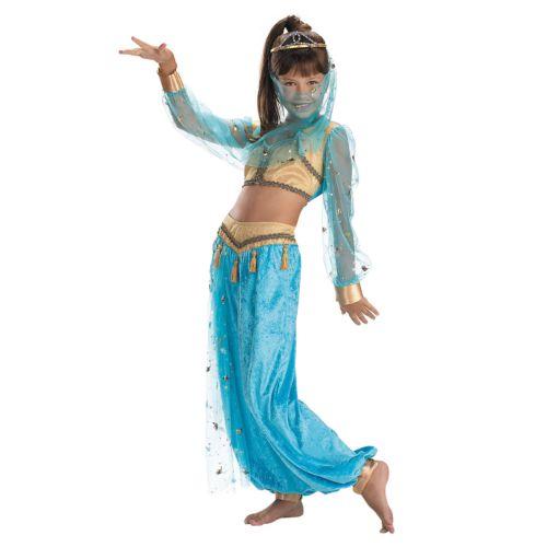Mystical Genie Costume - Kids