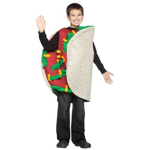 Taco Costume - Kids