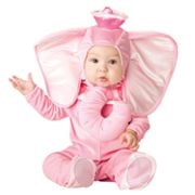 Pink Elephant Costume - Baby/Toddler