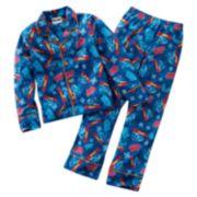 Pajohnies Snowboarder Pajama Set