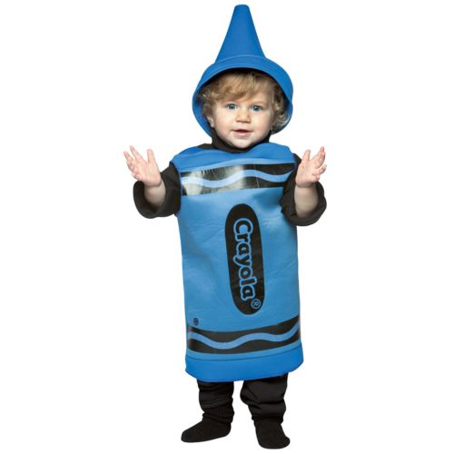 Crayola Crayon Costume - Toddler