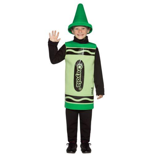 Crayola Crayon Costume - Kids