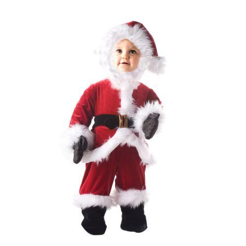 Little Santa Costume - Toddler