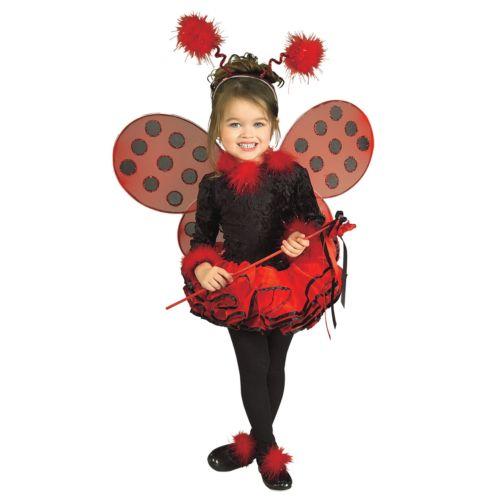 Deluxe Ladybug Costume - Toddler/Kids