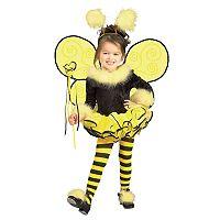 Bumble Bee Costume - Toddler/Kids