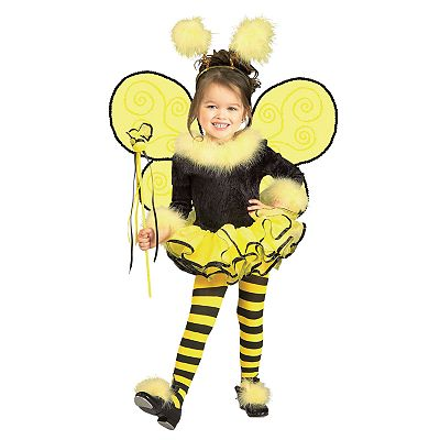 Bumble Bee Costume - Toddler/Kids