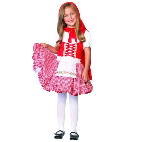 Lil' Miss Red Costume - Kids