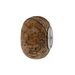 Individuality Beads Sterling Silver Jasper Bead