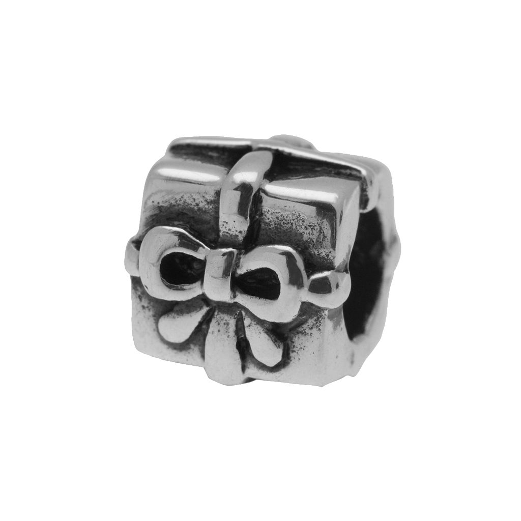 Individuality Beads Sterling Silver Present Bead