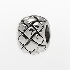 Individuality Beads Sterling Silver Pineapple Bead