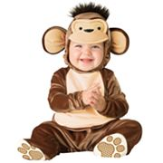 Mischievous Monkey Costume - Baby/Toddler