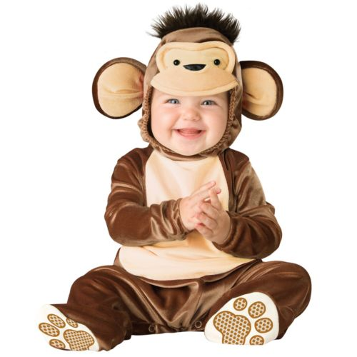 Mischievous Monkey Costume - Baby/Toddler