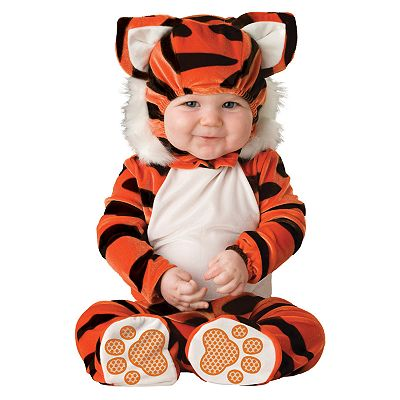 Tiger Tot Costume - Baby/Toddler