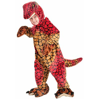 Plush Raptor Costume - Toddler