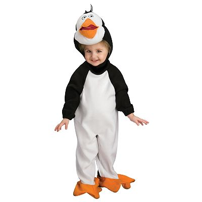 Penguins of Madagascar Rico Costume - Baby