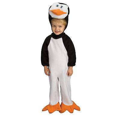 The Penguins of Madagascar Skipper Costume - Baby