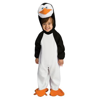 The Penguins of Madagascar Kowalski Costume - Baby