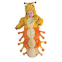 Caterpillar Bunting Costume - Baby