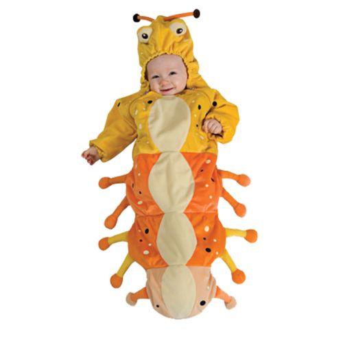 Caterpillar Bunting Costume - Baby