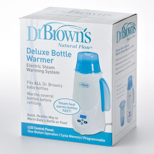 Dr. Brown's Natural Flow Deluxe Bottle Warmer
