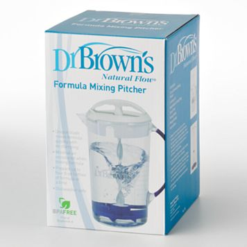 Dr. Brown's Natural Flow® Formula Mixing Pitcher