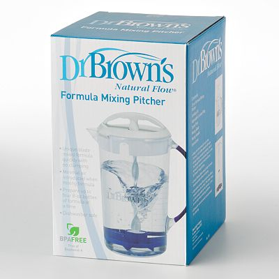 Dr. Brown's Natural Flow Formula Mixing Pitcher