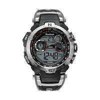 Armitron Men's Digital Chronograph Watch - 40/8231RDGY