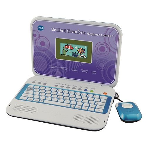VTech® Brilliant Creations Beginner Laptop