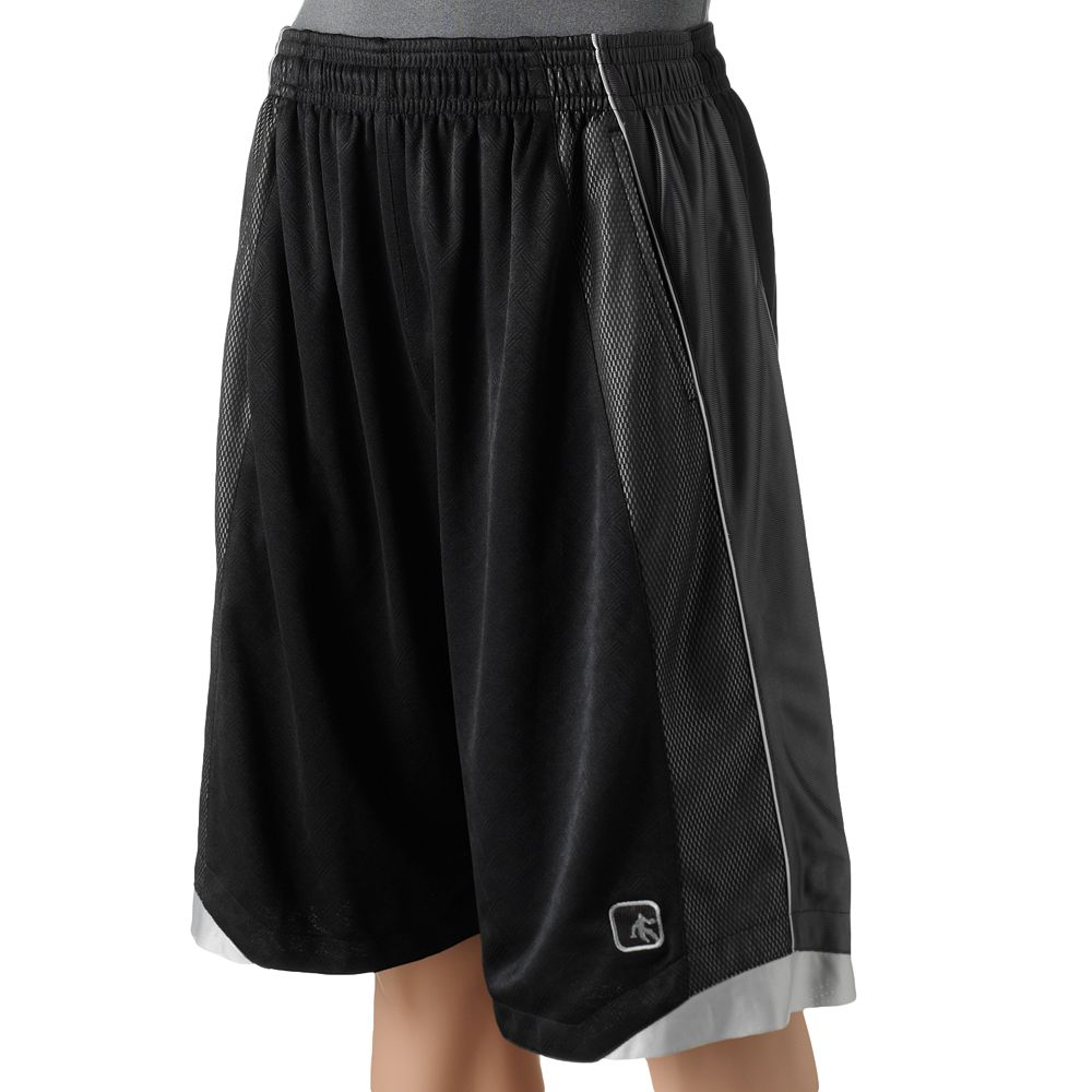 Men's basketball shorts should be designed for complete play ability-look for a pair that's soft, breathable and relaxed-fitting, helping you move quickly and freely on the court. Classic mesh basketball shorts are ideal for practice or play. And they're ultra-versatile-sport them on the court or in the gym.