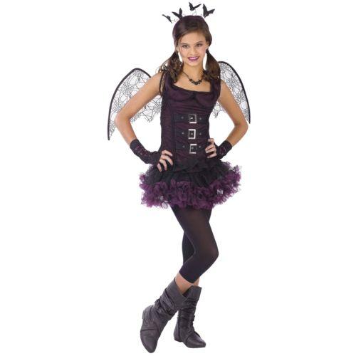 Night Wing Bat Costume - Kids / Teen