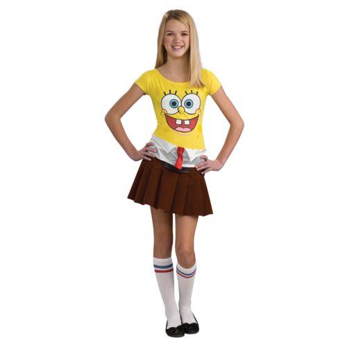 SpongeBob Squarepants Costume - Teen