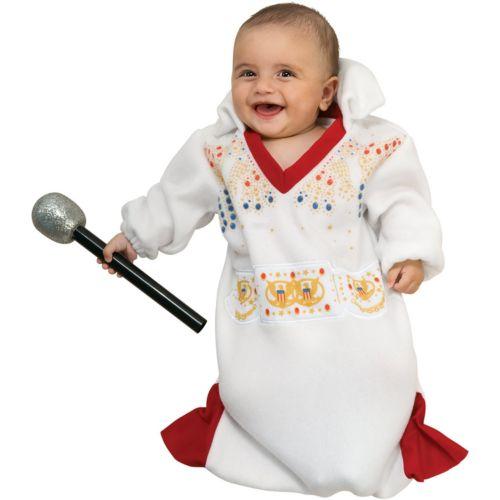 Elvis Bunting Costume - Baby